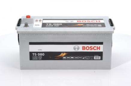 Аккумулятор Bosch T5 080 HDE 225AH L+1150A