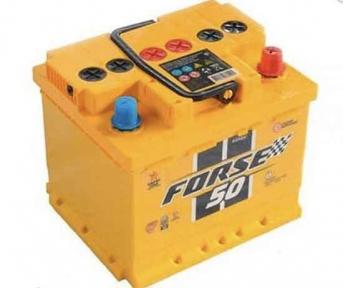 Аккумулятор Forse 50Ah R+ 510A