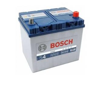 Аккумулятор Bosch S4 024 Silver 60AH JR+540A